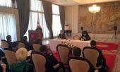 В Рабате прошел круглый стол, посвященный соработничеству Русской Православной Церкви и соотечественников в Африке и Юго-Западной Азии