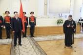 Руководитель Международного института резервных возможностей человека протоиерей Григорий Григорьев награжден орденом Дружбы