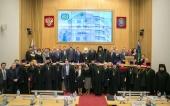 Первые Рождественские Парламентские встречи прошли в Ханты-Мансийске