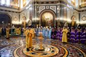 Предстоятель Русской Церкви совершил литию по почившим начальникам Русской духовной миссии в Иерусалиме