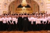 Состоялись торжества по случаю 25-летия Православного Свято-Тихоновского гуманитарного университета