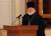 Протоиерей Владимир Воробьев: «Воспитываем кадры для Церкви, работаем на всю страну»