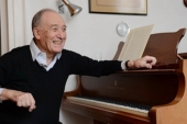 Святейший Патриарх Кирилл поздравил народного артиста СССР Родиона Щедрина с 85-летием со дня рождения