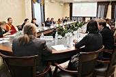 В Общественной палате РФ прошла конференция «Нравственный климат в семье и традиционные ценности народов России»
