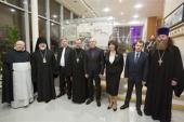 В Санкт-Петербурге проходит XI Международный фестиваль христианского кино «Невский благовест»