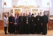 Марфо-Мариинскую обитель посетила делегация Церкви Англии