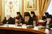 Заседание Высшего Церковного Совета 23 ноября 2017 года