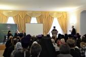В день празднования 20-летия канонизации прп. Матфея Яранского в Яранской епархии открылся региональный этап Рождественских чтений