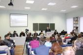 Представители Костромской митрополии приняли участие в межконфессиональной межвузовской конференции «1917 год: Итоги столетия»