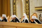 Предстоятель Русской Православной Церкви: Епископское служение неразрывно связано с православным пониманием соборности