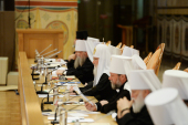 Святейший Патриарх Кирилл: Следует обличать грех, но не унижать человека