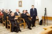 В Кандидатском совете ОЦАД защищены диссертации по проблеме реабилитации алкозависимых и современным гонениям на христиан на Ближнем Востоке и Северной Африке