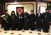 Предстоятель Польской Православной Церкви прибыл в российскую столицу