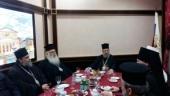 В Москву прибыл Блаженнейший Архиепископ Кипрский Хризостом