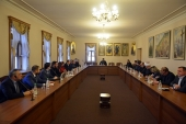 Состоялось четвертое заседание Межрелигиозной рабочей группы по оказанию гуманитарной помощи населению Сирии