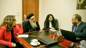 Делегация Синодального отдела по взаимоотношениям Церкви с обществом и СМИ посетила Египет
