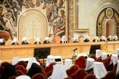 Начался четвертый день работы Архиерейского Собора Русской Православной Церкви