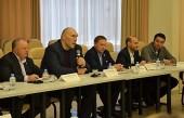 Всемирный русский народный собор и Федерация хоккея с мячом России провели круглый стол «Национальные виды спорта: перспективы развития»