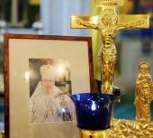 В Москве молитвенно почтили память Святейшего Патриарха Алексия II