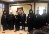 Завершился визит Святейшего Патриарха Сербского в Москву