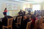 IV Різдвяні читання пройшли в Патріаршому благочинні в Туркменістані