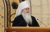 Выступление Митрополита всей Америки и Канады Тихона на Архиерейском Соборе Русской Православной Церкви