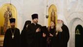 Завершився візит в Москву Блаженнішого Митрополита Американського і Канадського Тихона