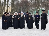 Предстоятелі Православної Церкви Чеських земель і Словаччини та Православної Церкви в Америці відвідали монастирі Підмосков