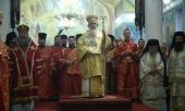 Предстоятель Иерусалимской Православной Церкви посетил Екатеринбург