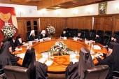 В столице Узбекистана состоялось совместное заседание Синодов Казахстанского и Среднеазиатского митрополичьих округов