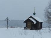Впервые архиерейская служба совершена в храме-памятнике на месте рождения прп. Серафима Вырицкого