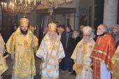 Иерарх Русской Православной Церкви принял участие в торжествах по случаю 140-летия освобождения Плевны