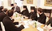 Состоялось первое заседание Комиссии по диалогу между Русской Православной Церковью и Сиро-Яковитской Церковью