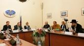 Представители Русской Православной Церкви приняли участие в круглом столе на тему межрелигиозного диалога в Дипломатической академии МИД России