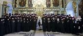 Патриарший наместник Московской епархии в Новодевичьем монастыре г. Москвы вручил награды духовенству, монашествующим и мирянам