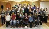 Иностранных студентов Забайкальского университета г. Читы ознакомили с традициями празднования Рождества в России и Китае