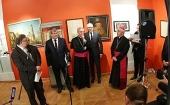 Представитель ОВЦС принял участие в открытии выставки «Романовы и Папский престол»