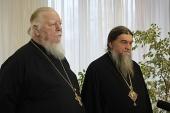 Председатель Патриаршей комиссии по вопросам семьи выступил на прошедших в Рыбинске епархиальных Рождественских чтениях