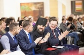 В Санкт-Петербурге состоялись мероприятия регионального этапа Рождественских чтений