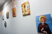 Выставка, посвященная канонизированным юристам, открылась в Томске
