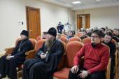 Богословская конференция, посвященная 450-летию со дня преставления святителя Германа Казанского, прошла в Свияжске