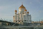 Патриаршее служение в канун дня памяти святителя Николая Чудотворца в Храме Христа Спасителя