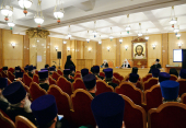 Заседание Епархиального совета г. Москвы 18 декабря 2017 года