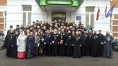 В Москве представили пособие по подготовке пастырей к социальному служению в сфере преодоления алкоголизма
