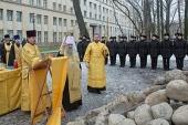 В Военно-медицинской академии в Санкт-Петербурге заложен храм во имя святого врача Евгения Боткина
