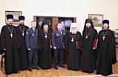 Подписано соглашение о сотрудничестве между епархиями Ярославской митрополии и УФСИН России по Ярославской области