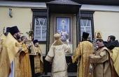 В Элисте состоялись торжества по случаю 150-летия учреждения первого православного прихода в Калмыкии