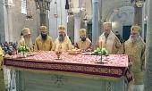 Председатель Отдела внешних церковных связей посетил Бари