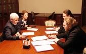 В Издательском Совете прошло заседание рабочей группы по развитию программ, стимулирующих авторскую деятельность