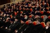 Святейший Патриарх Кирилл рассказал о реорганизации Межсоборного присутствия